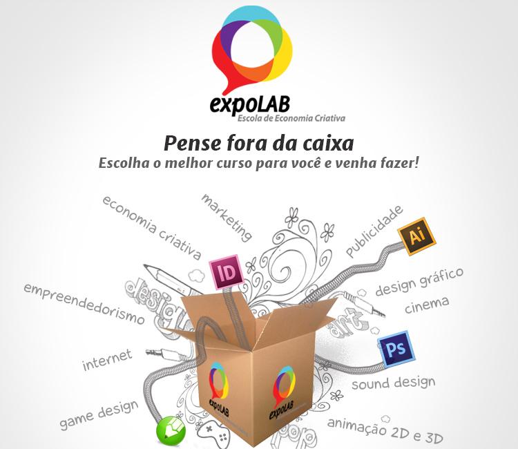 Campanha Digital Expolab
