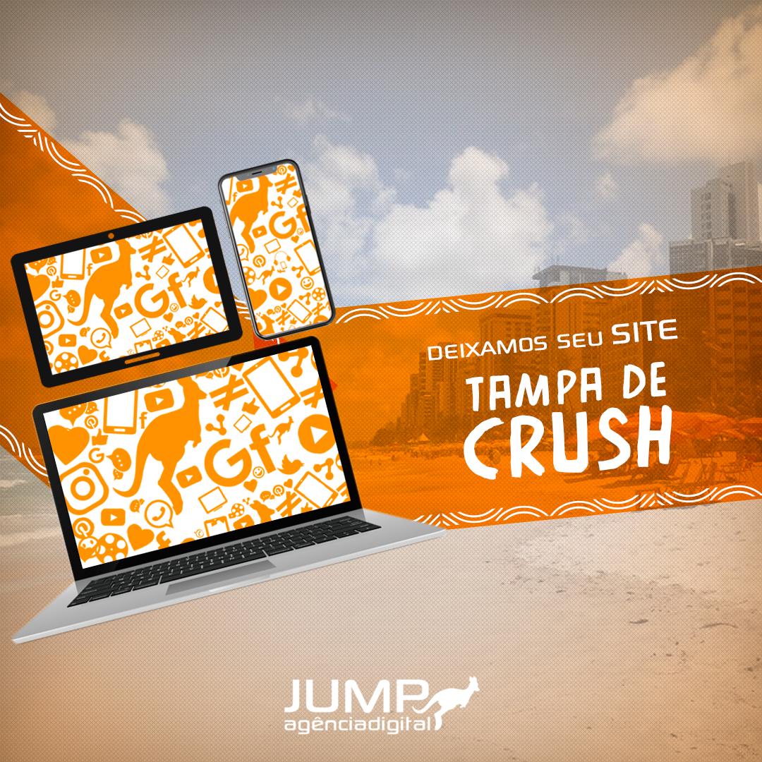 Campanha Midia Social Jump