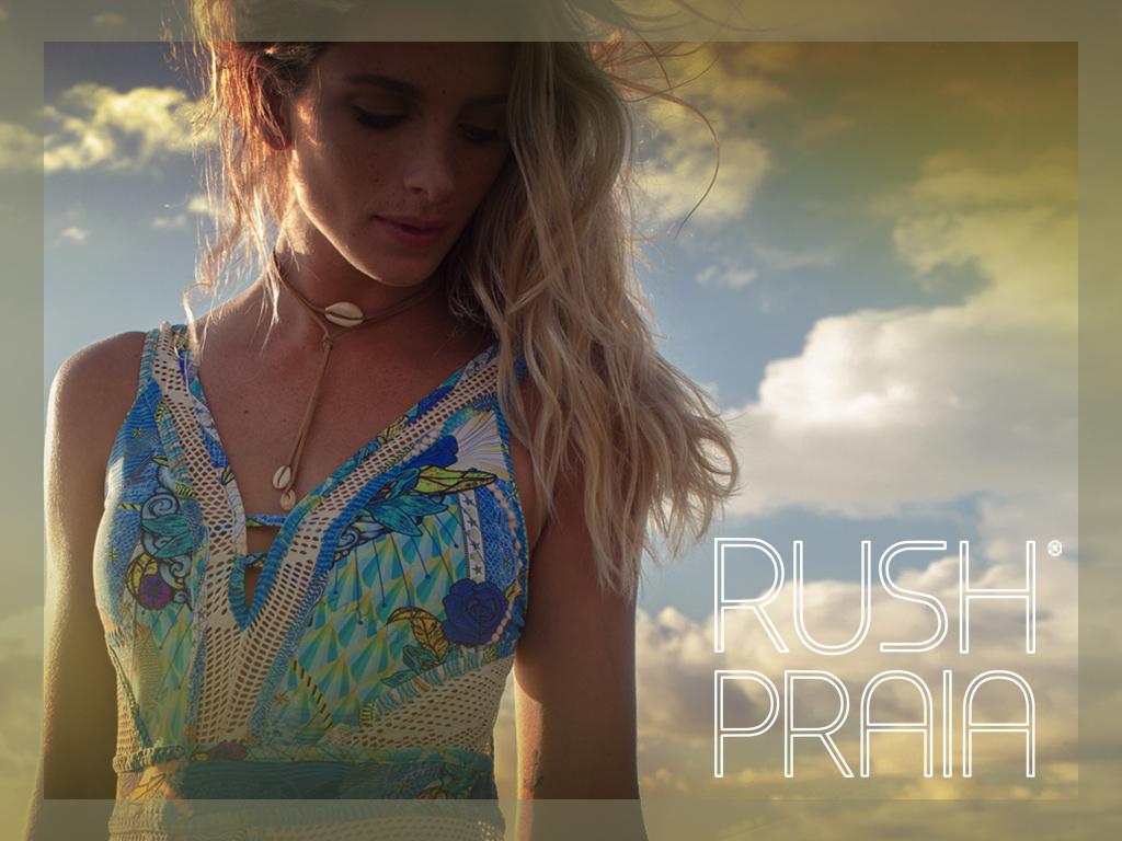 Projeto apresentação Rush Praia