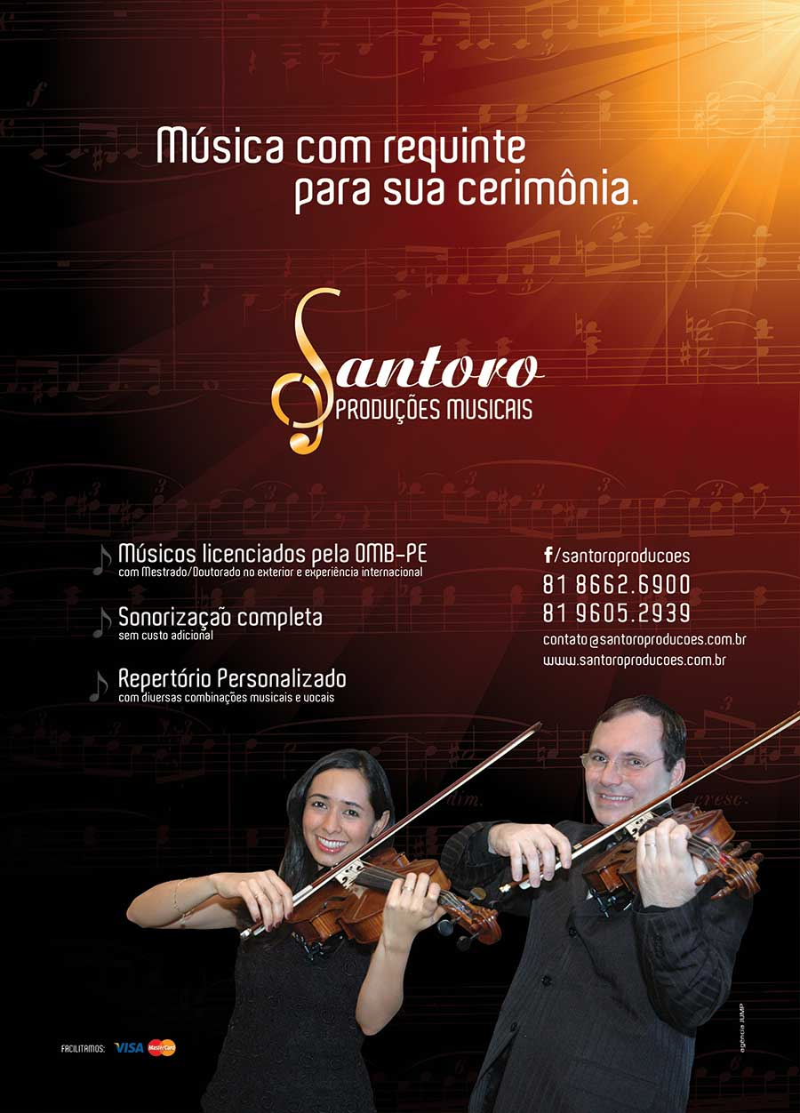 Projeto Santoro Produções Musicais
